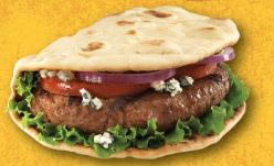 Flatout FOLD It Burger