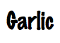 Garlic Logo