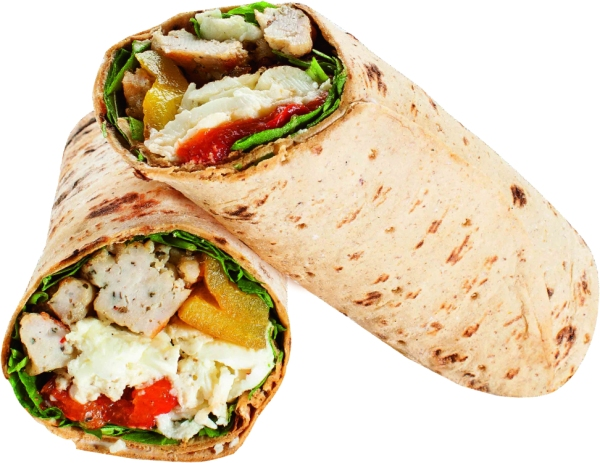 Egg White Wrap